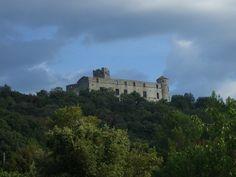 Tornac Castle ruins, France