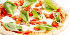 4 Receitas de pizza com massa integral e super proteicas