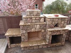 Pizza Oven Design Ideas, Pictures, Remodel, and Decor - page 23