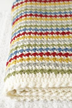 Winifred Baby Blanket                                                                                                                                                                                 More