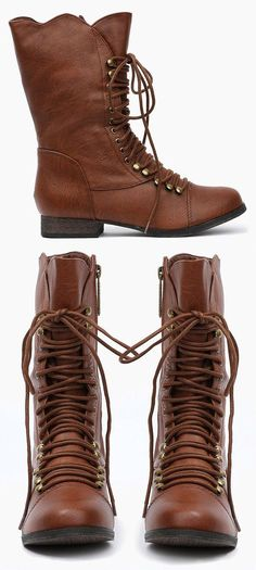 Cognac Moto Boots ♥ Follow my blog where everyday I empower you to be FAB, FIERCE & BUILD AN ONLINE EMPIRE! www.FABFIERCEFREEDOM.com
