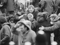 Battle of Orgreave: Police forces asked to search files over 'altered statements'