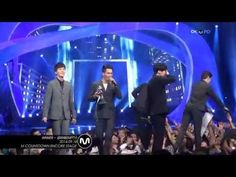 This made my night.  <3 <3  [VIDEO] WINNER Winning Moment and Encore on CH. MPD | YG UNITED