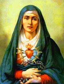 Seven Sorrows of the Blessed Virgin Mary - September 15