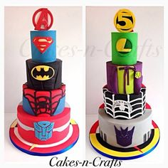Super cake designs for boys decorating supplies Ideas Cupcakes, Cupcake Cakes, Cupcake Ideas, Joker Cake, Cake Designs For Boy, Marvel Cake, Superhero Cake, Cake Decorating Supplies, Occasion Cakes