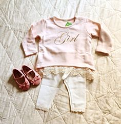 Baby outfit by Benetton