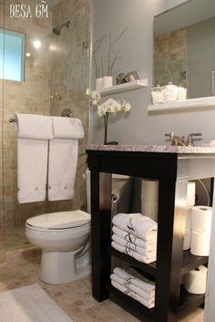 Small bathroom ideas master