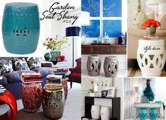 Coleção IFD2 Garden Seat Shang + Decor Style#ifd2 #collection #decor #decorstyle #references #collage#homedecor #design #colors #inspiration