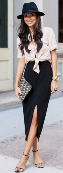 Summer workwear outfit ideas (63)