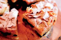 Love is chocolate by Karen Krasne. Chocolate croissant creme brulee bread pudding.
