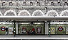 Sloane Square Station. by Davidh1947, via Flickr