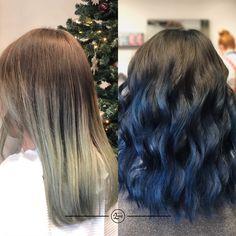Go Blue, Long Hair Styles, Color, Beauty, Tub, Long Hairstyle, Colour, Long Haircuts, Long Hair Cuts