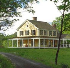 farmhouses on pinterest farmhouse style house plans and farmhouse house plans. Black Bedroom Furniture Sets. Home Design Ideas