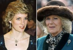 They were bitter love rivals for two decades so it's not hard to imagine how Princess Diana would feel about Camilla wearing her favourite jewels.
