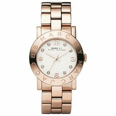 5f5ec71533 marc jacobs rose gold watch Stainless Steel Jewelry, Amy Rose, Sport  Watches, Women's