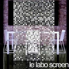 Le Labo Stainless Steel Screen