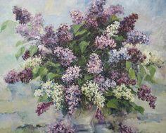 Lilacs Painting  -    Tigran Ghuylan