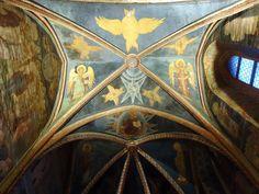 Kaplica Św. Trójcy w Lublinie | Chapel of the Holy Trinity in Lublin #chapel #architecture #holytrinity #byzantium #kaplica #lublin #polska #poland #seeuinpoland