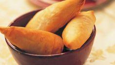 Crispy Baked Samosas – Make Ahead Freezer Friendly Snack