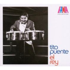 """Tito Puente - """"A Man and His Music."""" """"Commonly known as 'El Rey De Los Timbales' (King of the Timbales), and 'The Mambo King,' Tito Puente reached an echelon reserved for  very few in the world of entertainment. As an honored and charismatic composer, musician and bandleader, Tito was a true ambassador of Afro-Cuban music. With over 100 albums to his credit, his career highlights are captured here from Tico Records, Roulette and Alegre Records. The sum of these incredible recordings marks…"""