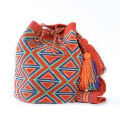 Hermosa - Wayuu Mochila Bag  www.wayuutribe.com