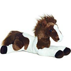 Butterscotch Horse Soft Toy - Aurora