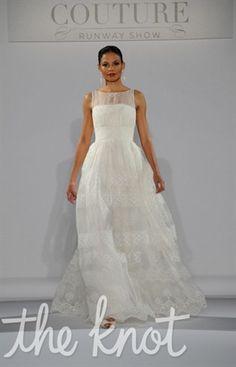 Jesus Peiro Spring 2013 #BridalFashionWeek