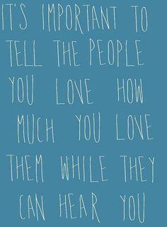 Loved ones @julesvtblive  I love you!!