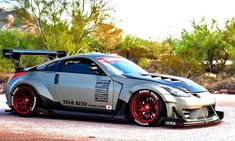 Toyota 350Z Widebody