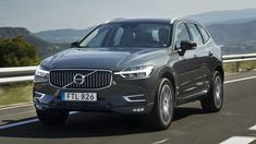 ICYMI: Volvo XC60 gets near-perfect score in European crash test category