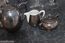 art deco silver bowl in Antique Silver Collectibles Wmf, Mix Style, Sugar Bowl, Find Art, Antique Silver, Tea Pots, Art Deco, Metallic, Antiques