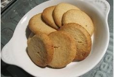 Cookies without sugar and lactose Desserts With Biscuits, Biscuit Cookies, Low Fodmap, Open Kitchen, I Foods, Foodies, Sausage, Sweet Tooth, Veggies