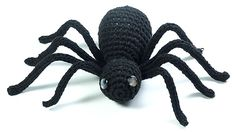 Ravelry: Halloween Spider pattern by Yana Ivey