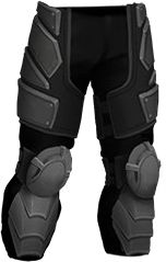 Hardplate Leg Protection (Normal) Mando, or maul? Futuristic Helmet, Futuristic Armour, Combat Armor, Combat Gear, Armor Clothing, Tactical Clothing, Helmet Armor, Suit Of Armor, Tactical Armor