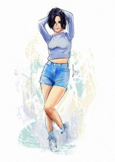 Camila Cabello fan art