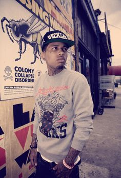 ALSO. another husband. Kid Ink.<3