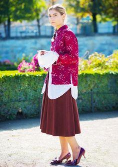 Jenny Walton | Vintage Style | Romantic Style | Feminine Style | Ladylike Fashion | Personal Style Online | Fashion For Working Moms & Mompreneurs