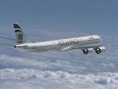 DC-8*   Etihad Airways *did the A340 ever come without winglets?