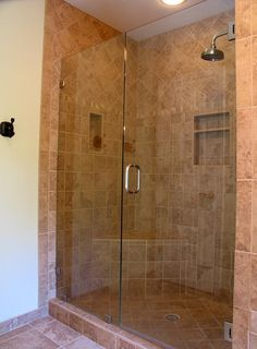 Small Bathroom Showers great stand up shower in the master bathroom! | reno | pinterest