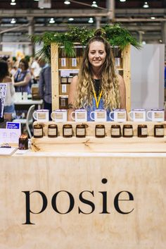 Image features Posie as captured by Bec Taylor at our Sydney SS15 Market.