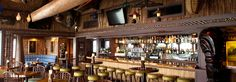 Trader Vics, Emeryville    One of the last of its kind with some cool authentic smoking methods and awesome drinks