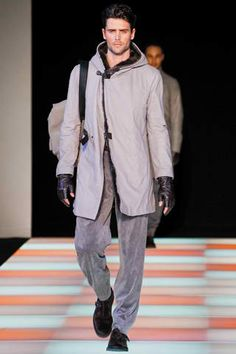 Armani Men Fall 2012
