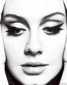 7 Adele close-up!!! I know....I'm silly...oh well!!!!