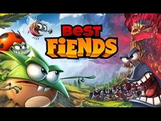 Best fiends Android - IOS - Gameplay