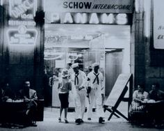 'Panam's'. Barcelona, 1960. <br>Fotografia de Francesc Esteve.