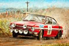 Glass Printing, Automotive Art, Sports Art, Rally Car, Community Art, Plexus Products, Canvas Frame, Art Cars, Online Art
