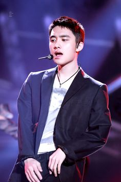 D.O - 161009 Asia Song Festival in Busan Credit: I D.O.