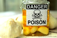 Be Aware of the Risks of Botulism With Homemade Garlic-Infused Oil