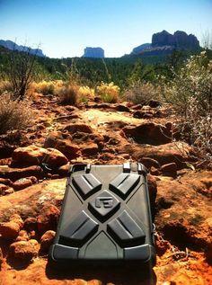 G-Form XTREME Black iPad case in Sedona, AZ