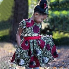 African print fashion, african dresses for kids, african dress patterns, af Ankara Styles For Kids, African Dresses For Kids, African Babies, African Children, African Print Dresses, African Fashion Dresses, African Prints, African Inspired Fashion, African Print Fashion